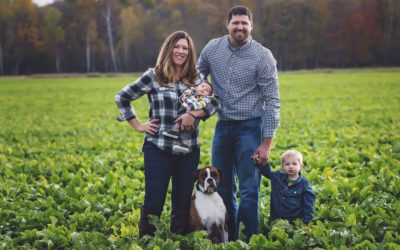 Tweetchat archive: Michigan farmer Allyson Maxwell