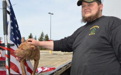 Wildfire relief: Michigan convoy reflection