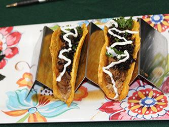 Sweet Heat Street Beef Tacos
