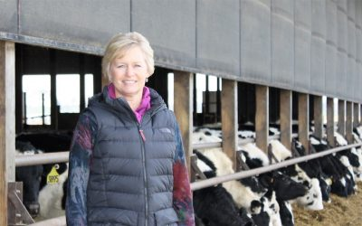 A dairy farmer who's not seeking life mulligans
