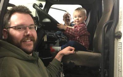 Farming with Dad