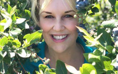 Shelly Hartmann – Blueberry farmer at True Blue Farms