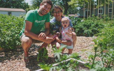 Luke Marion – Growing a garden, growing a business