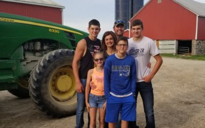 Mike Noll – Diversified farm and interests