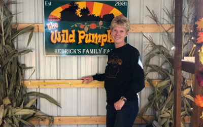 Lori Hedrick, The Wild Pumpkin
