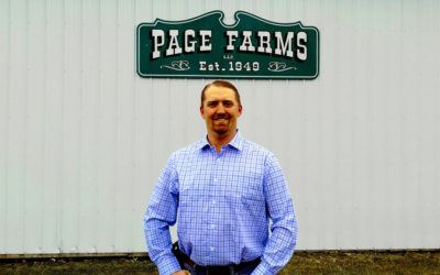 Terry Page, Page Farms LLC