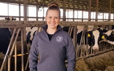 Katelyn Packard, Horning Farms