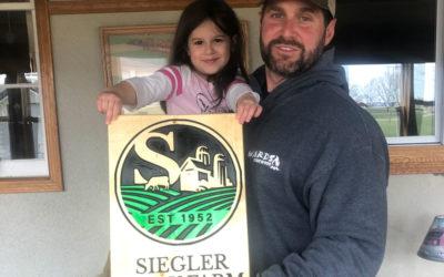 Kip Siegler, Siegler Dairy Farm
