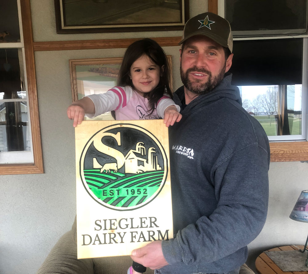 Kip Siegler Siegler Dairy Farm Michigan Grown Michigan Great