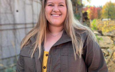 Lauren Heberling, Michigan Ag Council Ambassador
